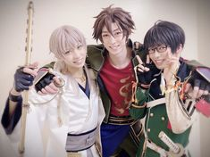 Stage Play, Touken Ranbu, Musicals, Movie, Actors, Anime, Film Movie, Actor, Anime Shows
