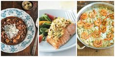 From grilled salmon to indulgent chowders, discover 35  new ways to enjoy fish and seafood. - Provided by Country Living