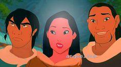 Pocahontas/Sidka/Denahi by angeelous-dc.deviantart.com on @deviantART