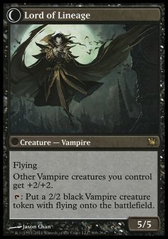 Lords of Lineage (Creatures - Vampire)