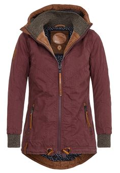 Naketano Damen Jacke Watch This Thing Bounce Jacket - - von 5 Sternen - Damen Jacke Herbst Winter Warm Outfits, Winter Fashion Outfits, Autumn Fashion, Cute Outfits, Parka, Winter Looks, Fall Winter, My Outfit, Dress To Impress