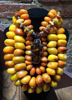 "StoneLoveArtJewelry Private Collection ""Amber Dream"""
