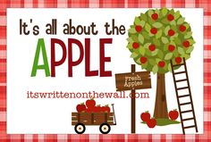 Pinnutty.com  »  It's All About The Apple-Yummy Things!