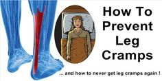 Many people all over the world suffer from leg cramps which causes you a sudden and severe pain In your leg muscles. In order learn how to prevent this awful experience, continue reading this article. What causes leg cramps? There are numerous internal factors that can cause leg cramps. For instance, sometimes they occur due …