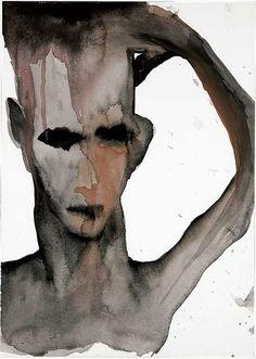 Self Portrait by Marilyn Manson