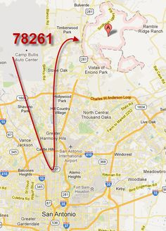 Top 10 San Antonio Zip Codes with Lowest Number of Days on ...