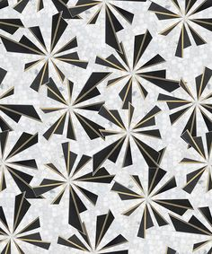 the Kenzo pattern from the Atelier Collection by Mosaique Surface Floor Design, Tile Design, Pattern Design, Tile Patterns, Textures Patterns, Print Patterns, Marble Mosaic, Mosaic Art, Texture Sol