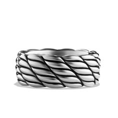 Maritime Rope Band Ring
