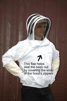 Protective Clothing for Beekeepers: Beekeeping Suits, Jackets, Veils, and Gloves Beekeeping Equipment, Raising Bees, Backyard Beekeeping, Weather Wear, Queen Bees, Bee Keeping, Veils, Gloves, Clothing