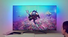 Philips' 2014 TVs include an Android-powered model and smaller sets - AIVAnet Power Tv, Tv Sets, Cute House, Home Gadgets, Home Cinemas, Cool Tech, Tvs, Home Entertainment, House Front