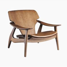 Diz armchair designed by Sergio Rodrigues. Available at ESPASSO. Midcentury modern and contemporary Brazilian design.