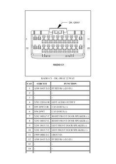 Inspirational Chrysler 300 Stereo Wiring Diagram Di 2020