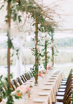 Long Table | Reception Ideas