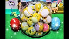 Opening 35 Surprise balls toys for kids ⚽ Best Kids Toys, Cool Kids, Easter Eggs, Miniatures, Balls, Learning, Collection, Toys, Kids Toys