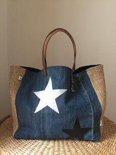 Patchwork Bags, Quilted Bag, Denim Bag Patterns, Feed Bags, Denim Handbags, Jute Bags, Couture Bags, Fabric Bags, Tote Purse