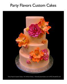 Spring themed cake for 2013
