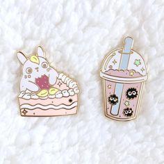 Totoro Sweets Pin — Krittiya Chok