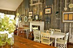 Emerson Creek Pottery Tea Room, Oswego, IL