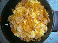 Há sempre qualquer coisa!: Ovos rotos