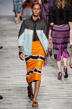 growing obsessed with Missoni.... just bought a dress Missoni-style :)