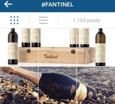 Today we are playing a bit with our instagram profile... Follow us! Share your Fantinel experiences using a hashtag #Fantinel. http://instagram.com/fantinelwinery