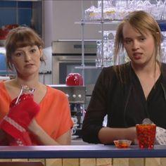 Paulien en Olivia maken zich zorgen om Lowie... #thuisopeen