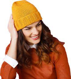 Tricoter un bonnet à côtes. Bonnet TricotMarie Claire IdéesTricoter FabriqueTutorielPatron 8ca2d478268