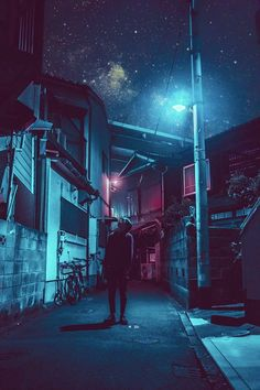 city portrait photography in night Cyberpunk City, Cyberpunk Aesthetic, Neon Aesthetic, Urban Photography, Night Photography, Street Photography, Portrait Photography, Photographie Street Art, Neon Noir
