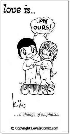 Love Is... Another Love, New Love, What Is Love, Love You, Love Is Cartoon, Love Is Comic, Comfort Quotes, Sweet Words, Funny Love