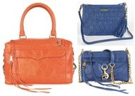 why not try an orange or blue bag?