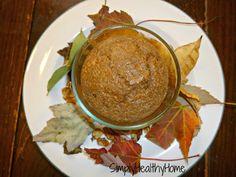 Gluten Free Apple Cinnamon Muffin in a Mug