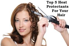 Top 5 Heat Protectants that you have to try! 1. Cortex Insulate Heat and UV protector (About $10-$15)  2. Oscar Blandi Dry Styling Heat Protectant Spray (About $23) ** My favorite!  3. Crack Leave-In Hair Cream (about $10-$20)**My top 3  4. Sedu Anti-Frizz Polishing Treatment with Moroccan Argan Oil (about $18) *Another favorite  5. CHI 44 Iron Guard Thermal Protection Spray ($10-$12)