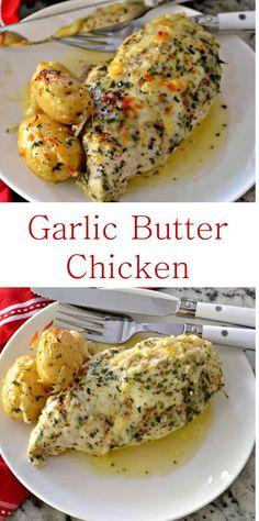 Chicken Tikka Masala, Chicken Curry, Garlic Butter Chicken, Buffalo Chicken, Slow Cooker, Crockpot, Easy Baked Chicken, Winner Winner Chicken Dinner, Baked Chicken Recipes