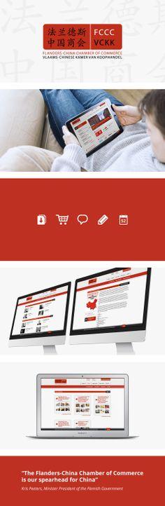 Mental Squint deed de ontwikkeling van de nieuwe website voor de Vlaamse-Chinese kamer van Koophandel. Meer info: www.flanders-china.be