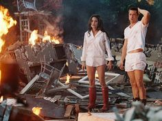 mr & mrs smith     That's the second time you've tried to kill me today.   Jane Smith: Oh, come on, it was just a little bomb.
