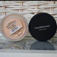 New Bare Minerals fondation poudre libre SPF 15 Bareminerals 8 G prévenir prélasser Mineralize Skinfinish maquillage poudre pour le visage cosmétiques(China (Mainland))