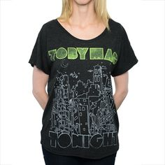 If I were to get a tobyMac shirt, this would be it.