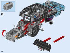 Technic - Drag Racer [Lego 42050]