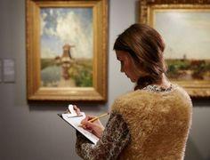 Mais famoso museu de Amsterdã, o Rijksmuseum lançou uma campanha em que propõe uma troca para seus visitantes: que eles parem de tirar fotos dos quadros e ...