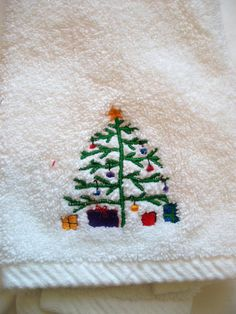 Custom Embroidered Hand Towel by LuvtoCustom on Etsy, $6.00
