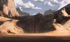 In the cliffs by CrackBag.deviantart.com on @deviantART