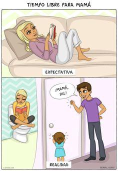 Funny comics, funny mom memes, funny kids, funny texts, funny sayings Funny Mom Memes, Mom Humor, Funny Kids, Funny Texts, Funny Sayings, Parenting Goals, Parenting Memes, Gentle Parenting, Baby Gender