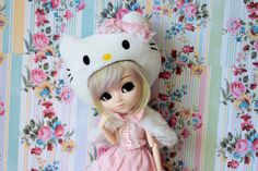 Hazel ♥   by Siniirr Hello Kitty