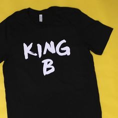King B. Get the top: www.totallygoodtime.com #beyonce #lemonade #formation