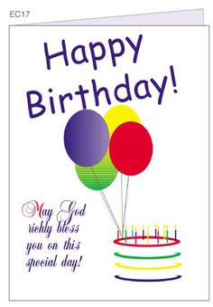Electronic Cards For Birthday