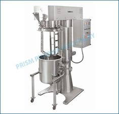 Prism Planetary Mixer is ideal for mixing of wet/dry powder materials. It has a homogeneous mixing action Espresso Machine, Mixer, Kitchen Appliances, Powder, Container, Fighter Jets, Lab, Action, Tecnologia