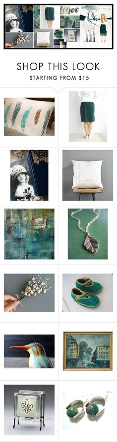 POLYVORE! by xena-style on Polyvore featuring мода and NOVICA