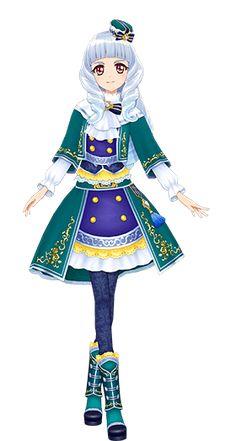 Aikatsu STARS [Wings of STARS]! Lilian