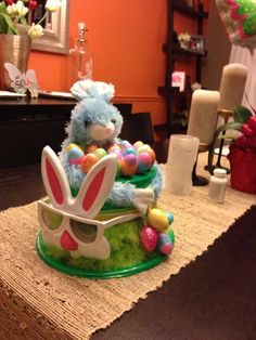 Easter hat from gochis