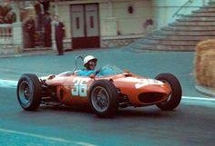 Phil Hill, Monaco 1962, Ferrari 156
